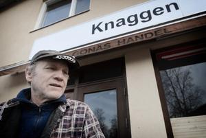 Nedlag butik blir bilmuseum Karl-Gustaf