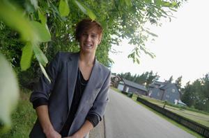 Niklas Arleryd hoppade av gymnasiet för att satsa på en karriär som dansare.