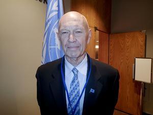 Pierre Schori, socialdemokrat, tidigare diplomat.
