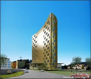 Enligt den första bedömningen kostar konferenshotellet omkring 200 miljoner kronor att bygga.