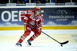 Emil Djuse är tillbaka i spel när Modo möter Luleå.