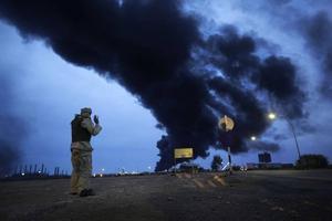 Krigsskådeplats Libyen. Men varför ett flygförbud här – och inte i Gaza 2008?  Varför är västmakterna så angelägna om att skydda just dessa rebeller?