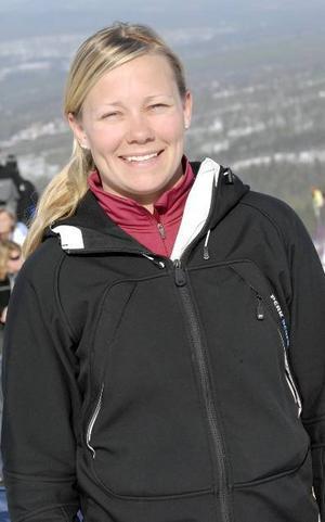 Svensk mästarinna. Frida Hansdotter, Norberg.