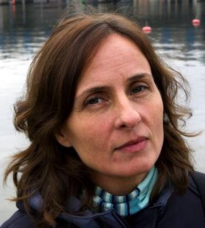 "Susanna Alakoski fick Augustpriset 2006 för sin roman ""Svinalängorna"".Foto: Scanpix"