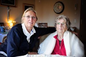 Britt-Louise Madsen är hos sin mor Majvor Madsen minst en gång varje dag. I början av september så fick hon reda på att Majvor börjat medicineras med Sobril (kraftigt lugnande samt ångestdämpande) utan hennes vetskap eller medgivande. Detta tre dagar efter ett möte med ansvariga där hon krävde information om medicinering.