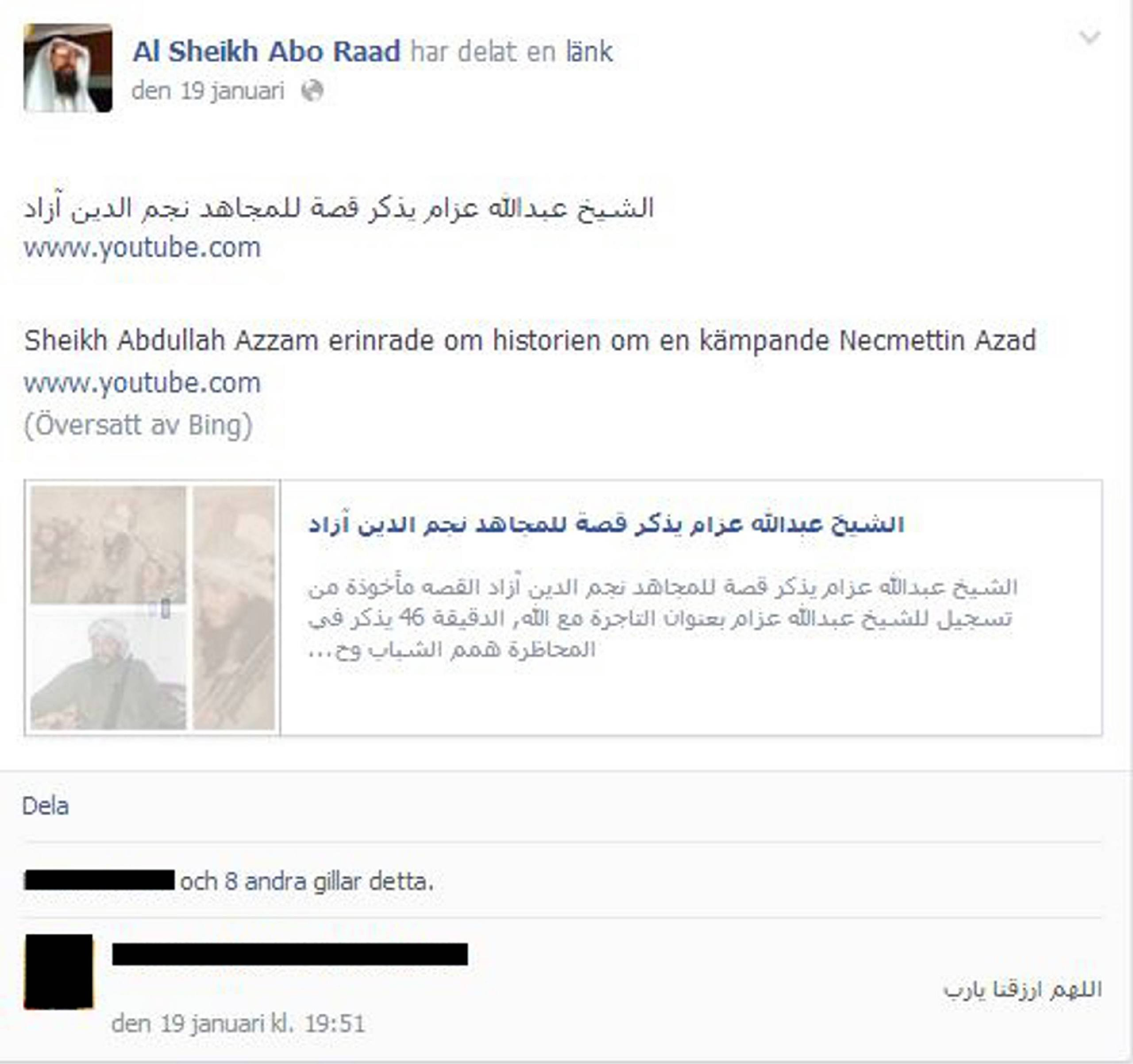 abo jihad frågor