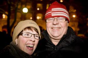 Monica Åstedt och Kari Åstedt.