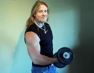 Mats Rindemark är klar för master-VM i bänkpress som avgörs i Newcastle.