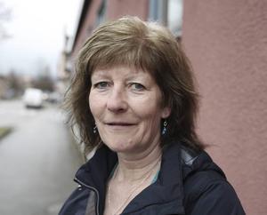 Annika Johansen, Ludvika   – Jag har inte en aning. Men jag tror att vi kanske är det.