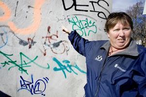 Ångerfull. Lena Brodin, Brottsförebyggande Rådet (BRÅ) i Sandviken, ångrar att hon skickade vidare det kontroversiella mejlet och tycker att hon, i sin roll på BRÅ, borde ha varit mer källkritisk.
