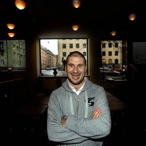 Tävlar i norr.  Jokern Markoolio hoppas gå vidare från Melodifestivalens deltävling i Skellefteå