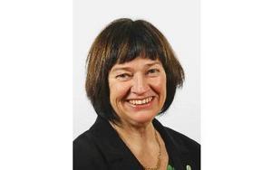 Ann-Catrin Lofvars (MP) sitter i landstingsstyrelsen och anser att beslutet om gratis kondomer är bra för ungdomar i Dalarna. Foto: Pressbild