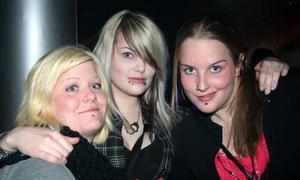 Silk. Rebecka, Alexandra och Alexandra
