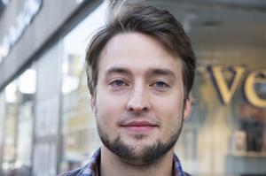 Jonas Lövdahl, Örnsköldsvik: – Jag sade just upp mitt gymkort. Men det blir nog något gym igen, ska fundera på vad som passar.