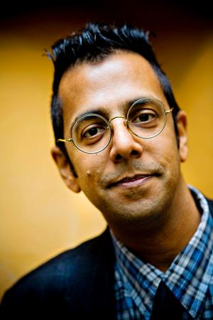 Simon Singh, vetenskapsjournalist och författare till boken