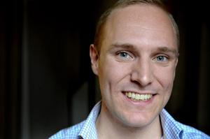 Aron Modig från Söderhamn föreslås bli ny ordförande för KDU.