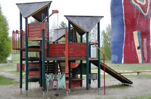 Lekplatsen ska också rustas upp.