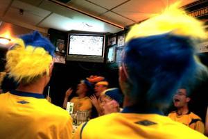 Åter en sportbar – snart kan fansen kolla in VM och andra heta evenemang på O'Learys i Östersund.Foto: NIKLAS LARSSON