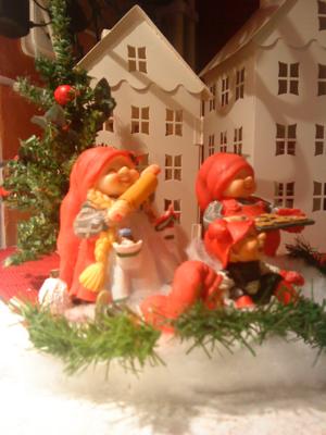 Jul i köket