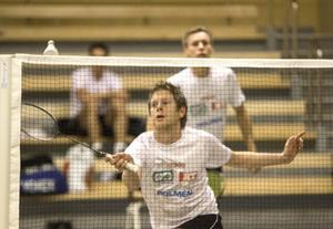Erik Strandberg och Stefan Grahn vann en viktig dubbel mot Borlänge efter tre set.