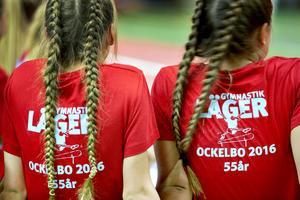 Gymnastikläger i Ockelbo fyller 55 år