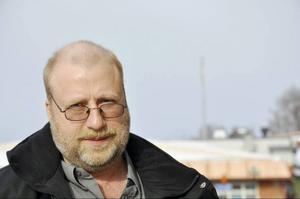 Torbjörn Laxvik, projektledare på vindkraftcentrum.