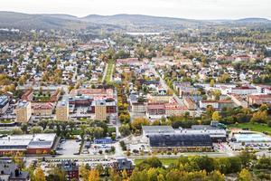 Satsa på utveckling i hela Sundsvalls kommun och inte bara centrala stan, skriver debattförfattarna. Foto: Sanna Berglund/Arkiv