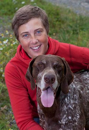 Från Gävle till Jukkasjärvi. I dag är Norrbotten hemma för Petra Wadlund Lindh och hennes man Lars och deras fyra hundar.