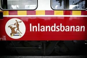 Regeringen satsar extra miljoner på bidrag till Inlandsbanan.