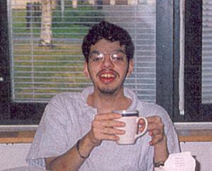 Carlos Pizarro Cortes som försvann för tio år sedan.