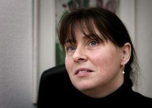 """""""Politikerna har valt att ha de här insatserna för att få fler i arbete. Det är en satsning som går många år tillbaka i tiden"""", säger Susanne Billström, chef för social hållbarhet i Fagersta kommun."""