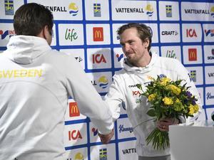 Skidpubliken kommer inte få se Johan Olsson, 37, tävla i OS i Pyeongchang nästa år.