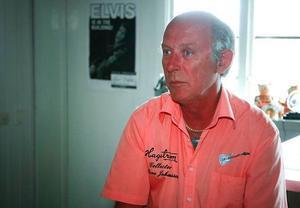 Arne Johansson lånar inte ut sina rariteter till vem som helst. Men till Turkey Twisters säger han gärna ja.