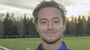 Adam Östberg är klar för Södra.