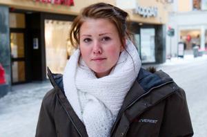 Malin Berkestedt, Ånge–Jag tänker inte så mycket på öppentider utan jag planerar när jag ska gå till mataffären. Närheten och utbudet tycker jag är viktigast.