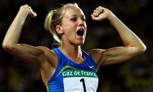 VM-guldet gav Kajsa Bergqvist årets bragdguld.