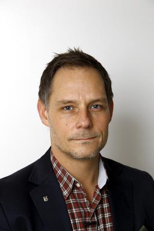 Michael Eklund, kommunens it-chef. Foto: Anders Sjöberg