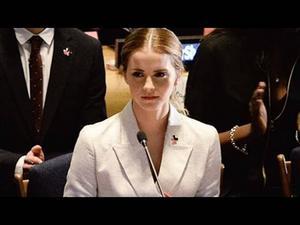 Emma Watson, under hennes FN-tal.