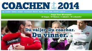 Anmäl ditt lag på: www.norrteljetidning.se/sport/coachen