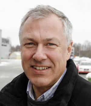 Svante Eklöv, 51 år, säljare, Enköping– Inga.
