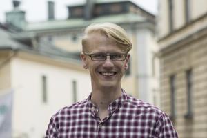 Västeråsaren Mika Wikman är en av grundarna bakom Dooify, ett community där människor ska hjälpa varandra. Foto: Anastasiia Petrych/Pressbild