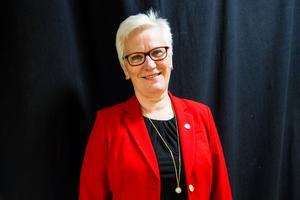 –Partiet är det viktigaste för mig. Det är i partidistriktet vi utvecklar politiken, säger Åsa Lindestam.