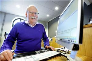 Erik Åsberg är oroad över framtiden för landets kommunanställda ingenjörer.