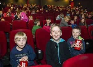 På bion bjuds det på fyra premiärer bara på juldagen – bland annat med Snobben och hans vänner.