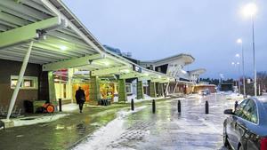 Åre Östersund flygplats.