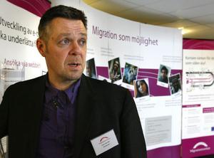 Lars Ulander, Migrationsverket.