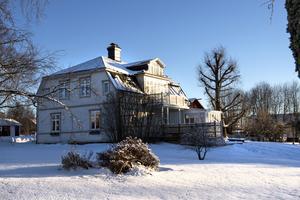Det vackra huset i Söråker.