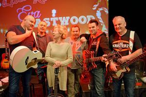 Larz-Kristerz gör i år sina julshower i Tällberg tillsammans med Eva Eastwood.