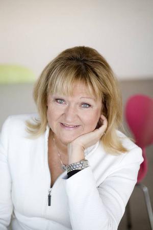 Marie-Louise Rönnmark (s), ordförande för kulturhuvudstadsutskottet i Umeå. Foto: Johan Gunséus/Umeå2014