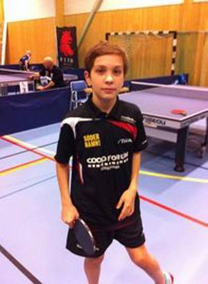 Sam Gustafsson.   Foto: Privat